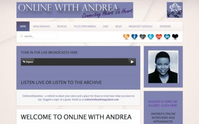Online With Andrea
